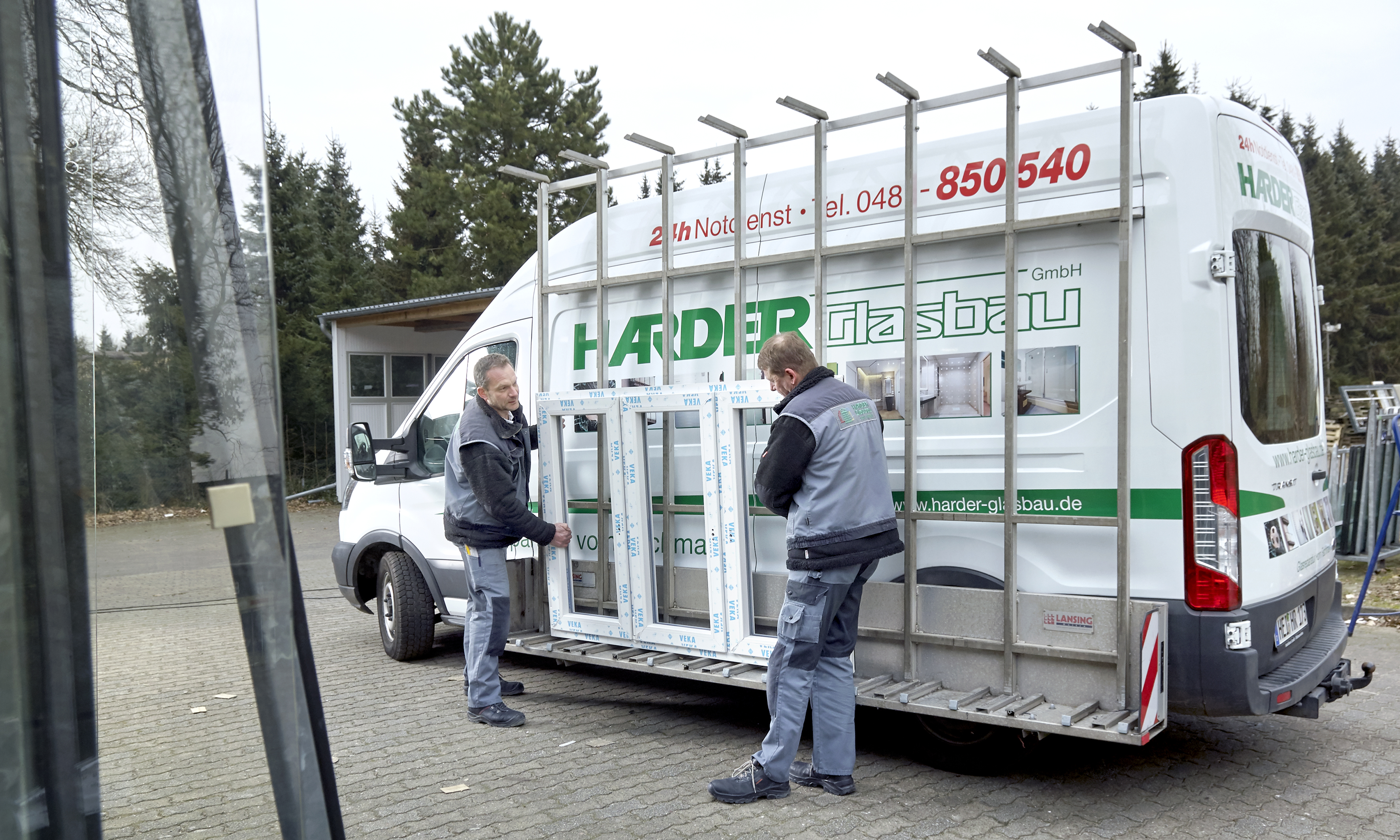 HARDER Glasbau
