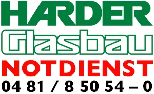 HARDER Glasbau - Notdienst